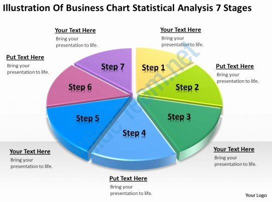Statistical Analysis Plan Template Beautiful Business Flow Charts Examples Statistical Analysis 7