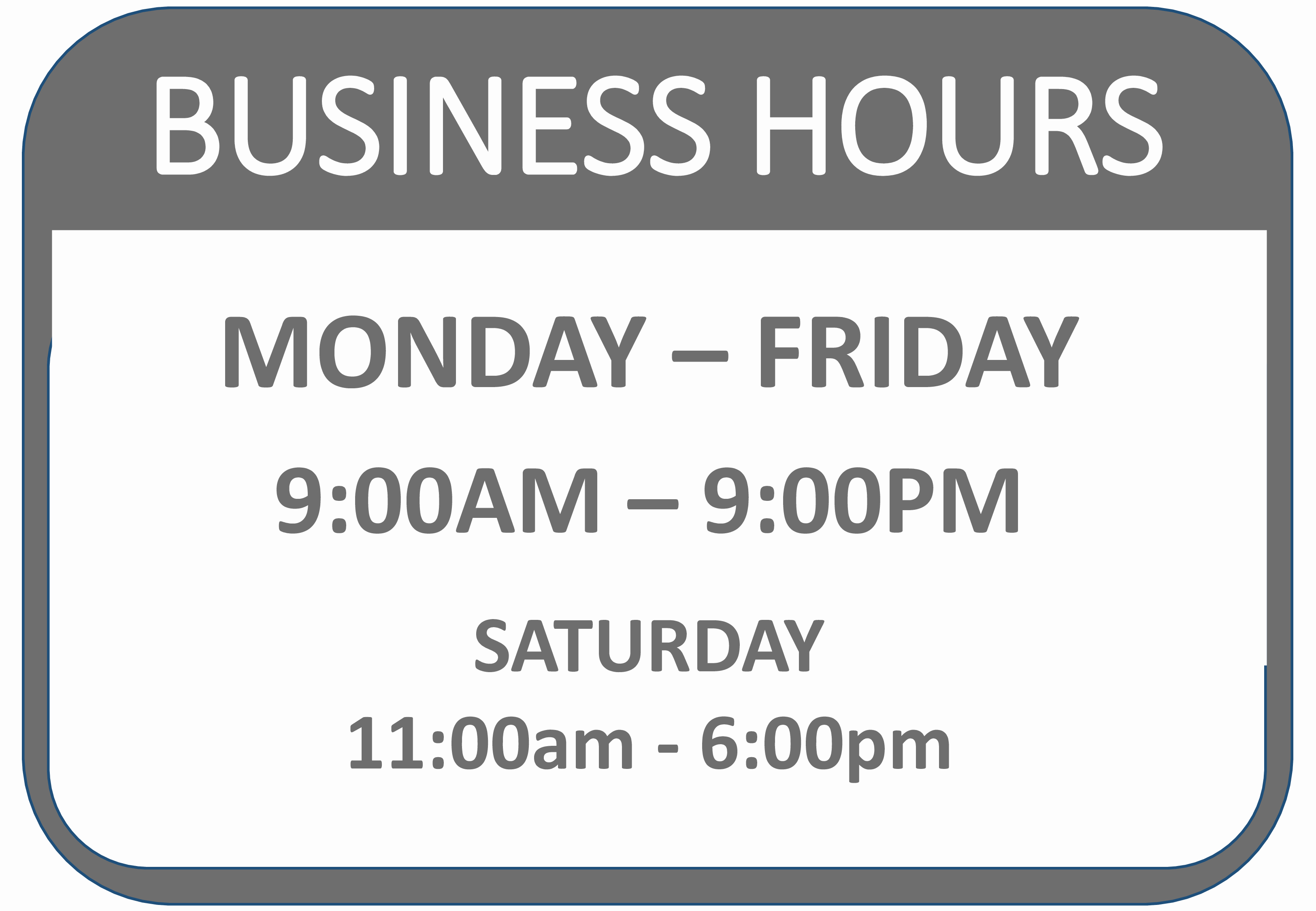 Store Hours Template Word Best Of Business Hours Of Operation Template