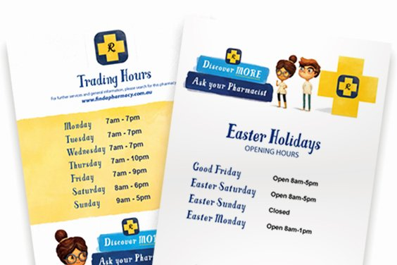 Store Hours Template Word New Download Your Personalised Easter Trading Hours Poster