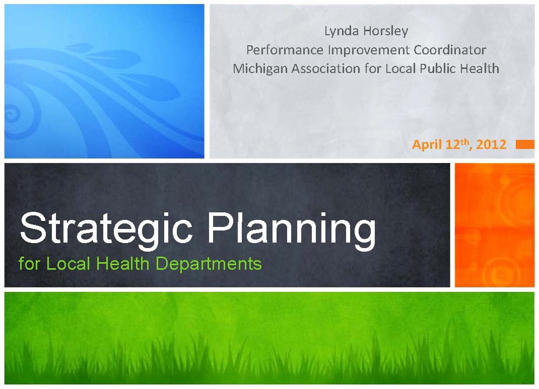 Strategic Plan Powerpoint Template Inspirational Ponents Of Strategic Planning Process
