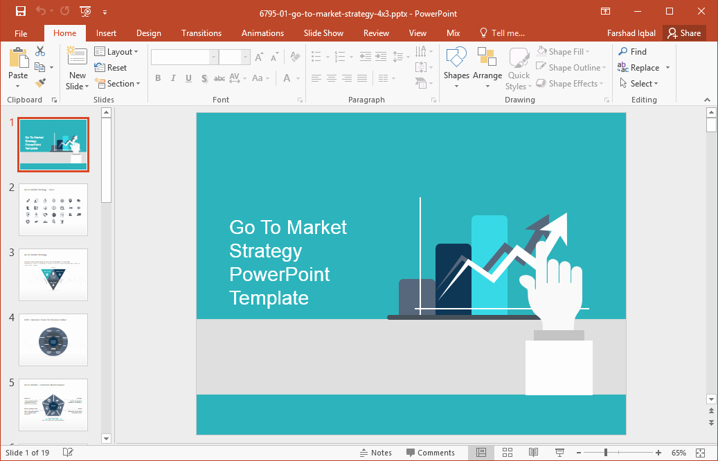 Strategic Plan Powerpoint Template New Best Go to Market Strategy Templates for Powerpoint