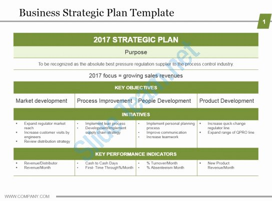 Strategic Plan Ppt Template Fresh Business Strategic Plan Template Powerpoint Guide