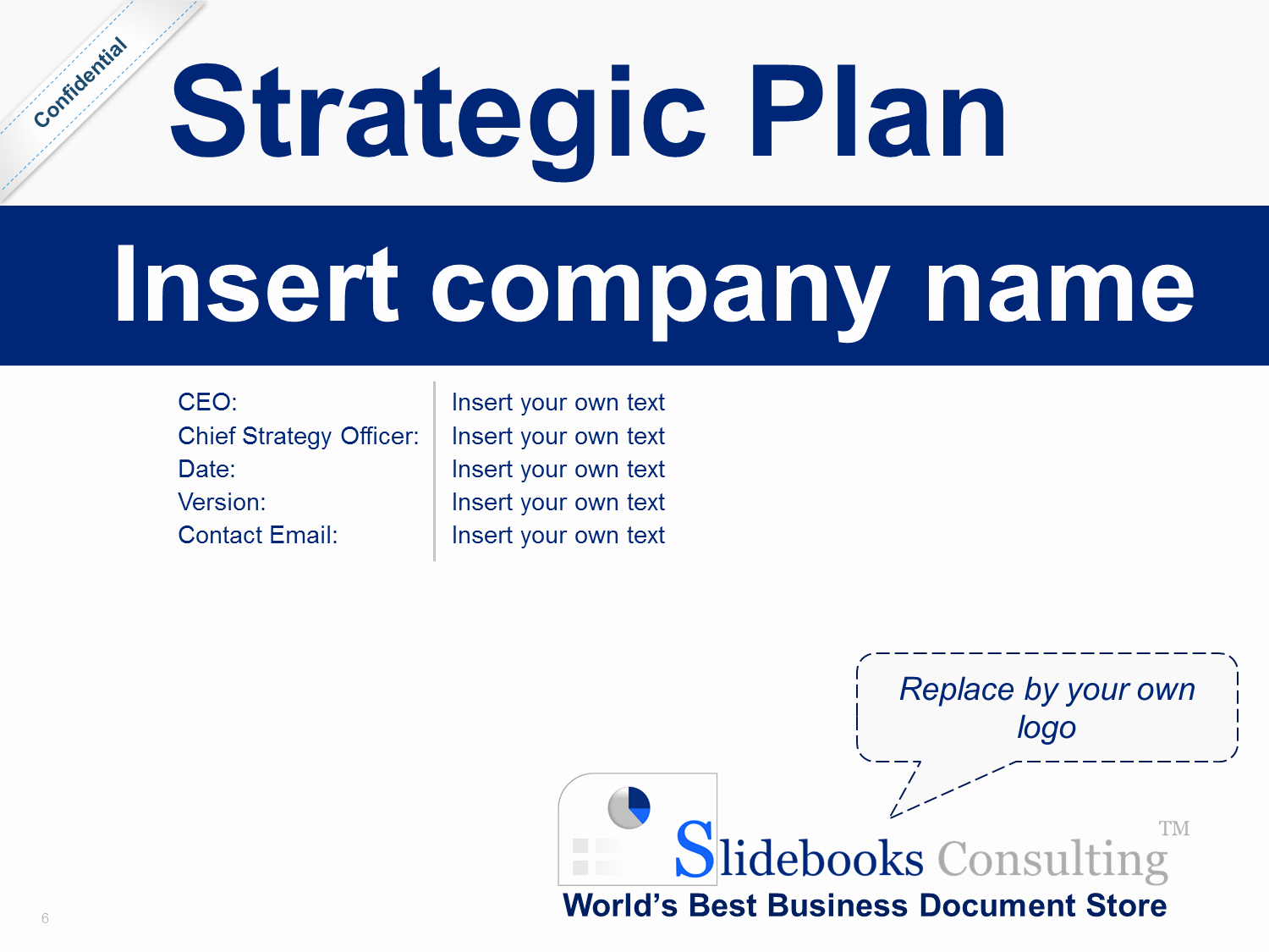 Strategic Plan Ppt Template Fresh Download A Simple Strategic Plan Template