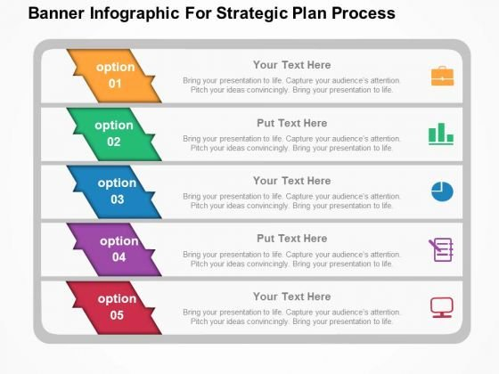 Strategic Plan Ppt Template Fresh It Strategic Plan Template Powerpoint Banner Infographic