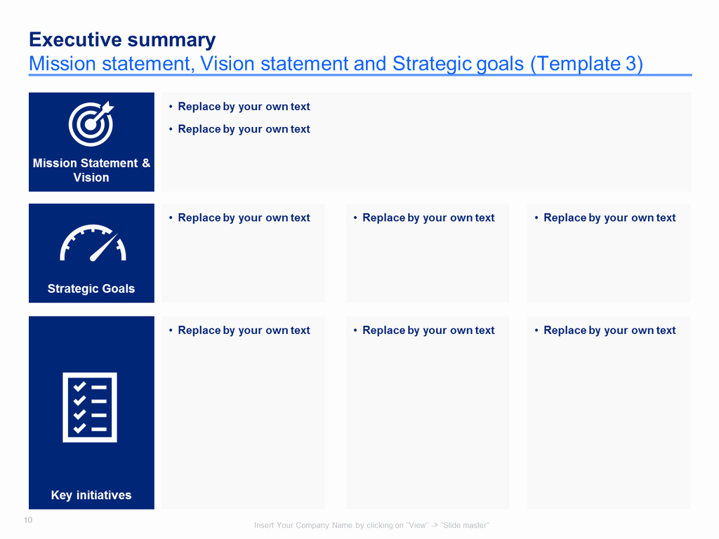 Strategic Plan Ppt Template Inspirational Download A Simple Strategic Plan Template