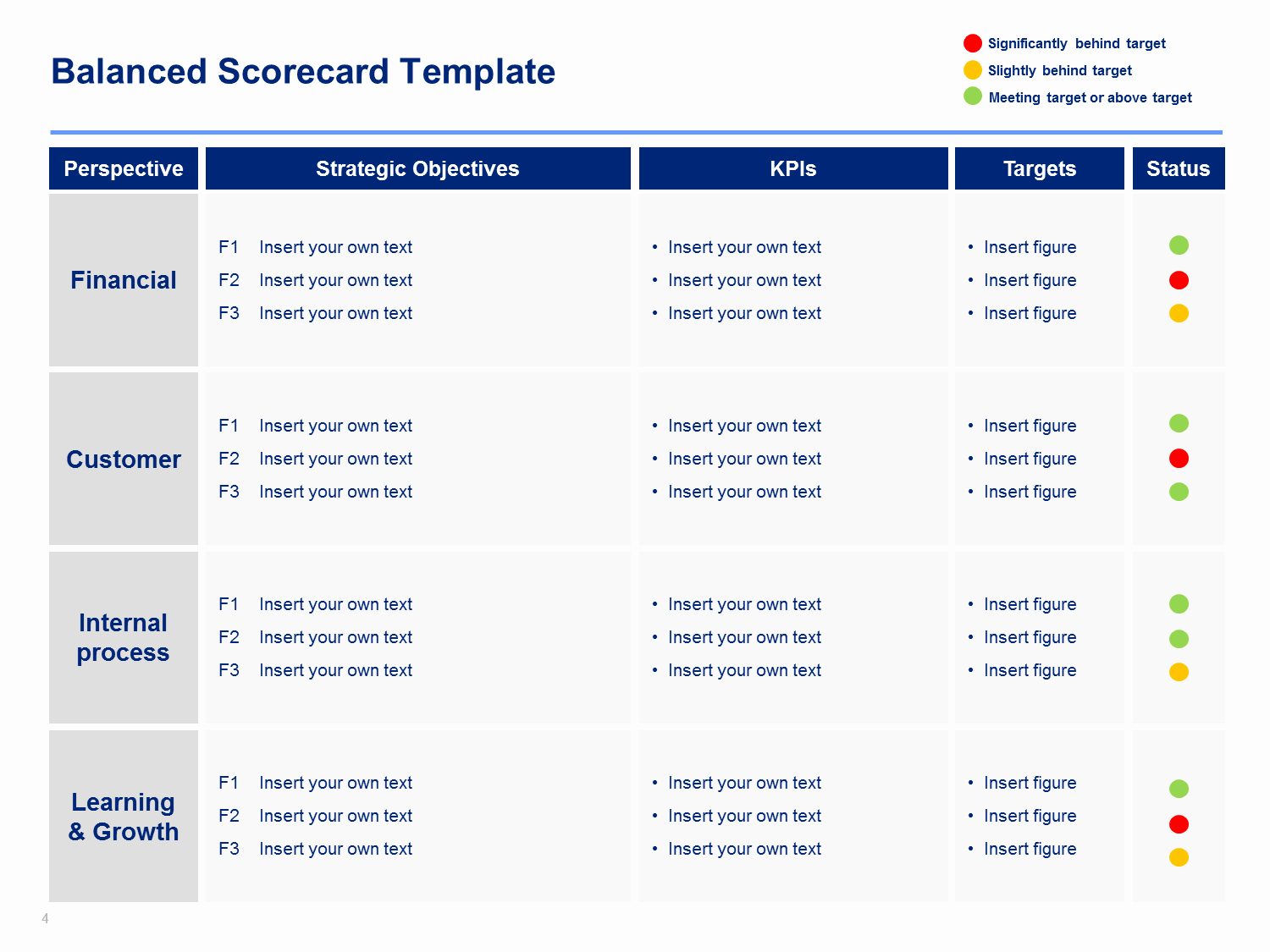 Strategic Plan Template Excel Best Of Download A Simple Strategic Plan Template