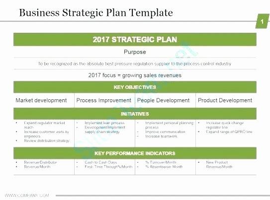 Strategic Plan Template Excel Elegant Key Strategic Account Plan Template format Free Download