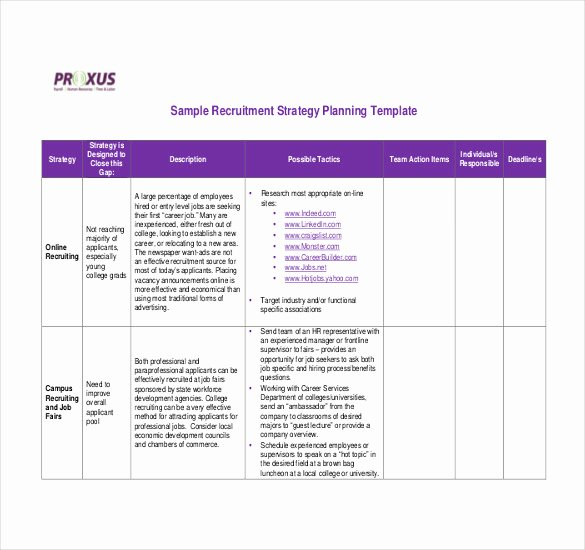 Strategic Plan Template Excel Lovely Strategy Template – 19 Free Word Excel Pdf Document