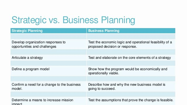 Strategic Plan Template for Nonprofits Awesome Nonprofit Business Plans