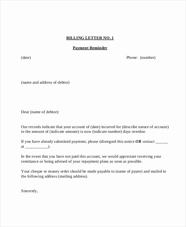 Strong Demand Letter for Payment Inspirational 15 Payment Reminder Letter Templates Pdf Google Docs