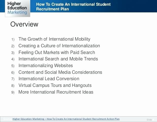 Student Recruitment Plan Template Luxury Recruitment Plan Template Recruiting Plan Template