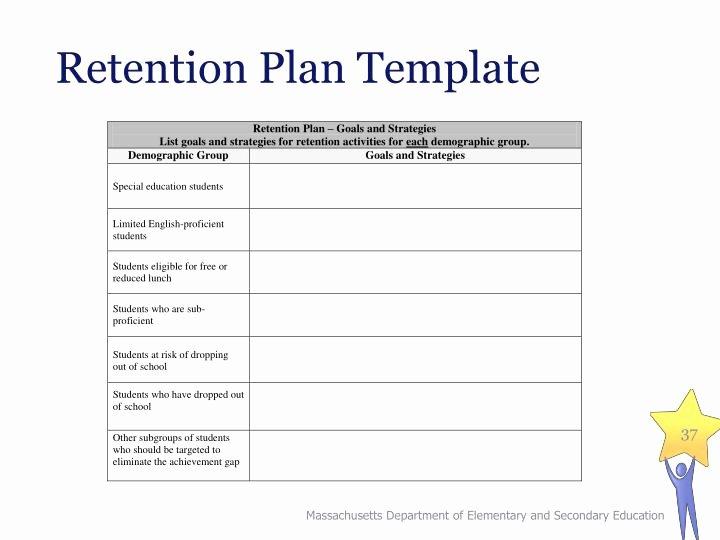 Student Recruitment Plan Template New Ppt Recruitment & Retention Plans Powerpoint
