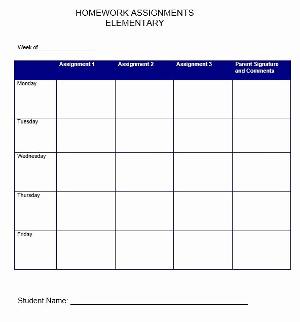 Study Plan Template for Students Awesome Study Schedule Template 5 Free Templates Schedule