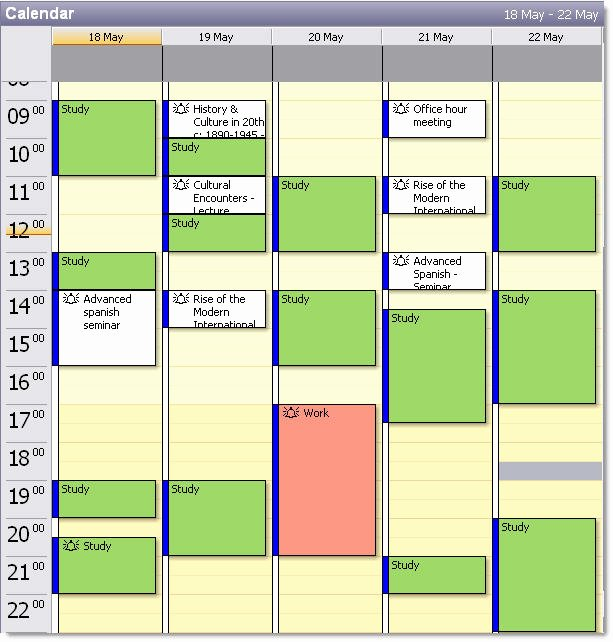 Study Plan Template for Students Luxury Planning Your Time Skills Hub University Of Sus
