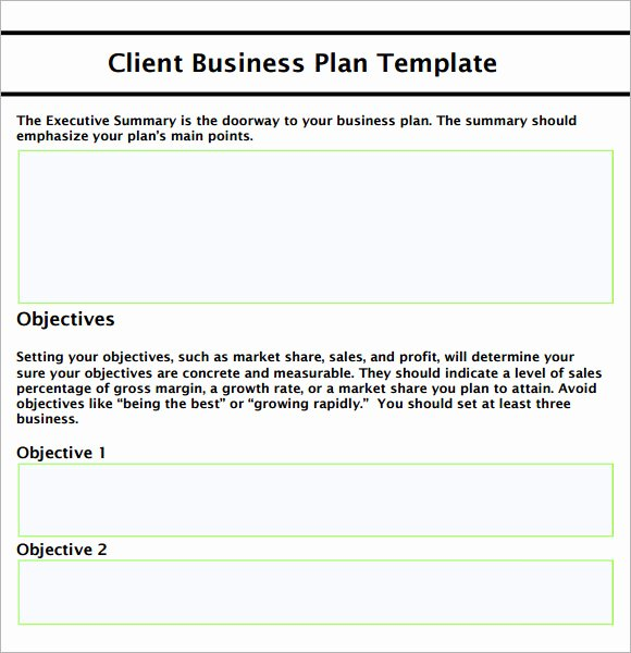 Summary Plan Description Template Awesome 16 Sample Small Business Plans