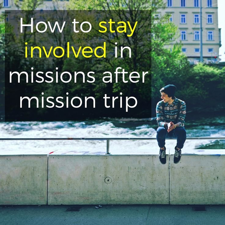 Support Letters for Mission Trips Beautiful We Have A New Article to Help You Stay Involved In