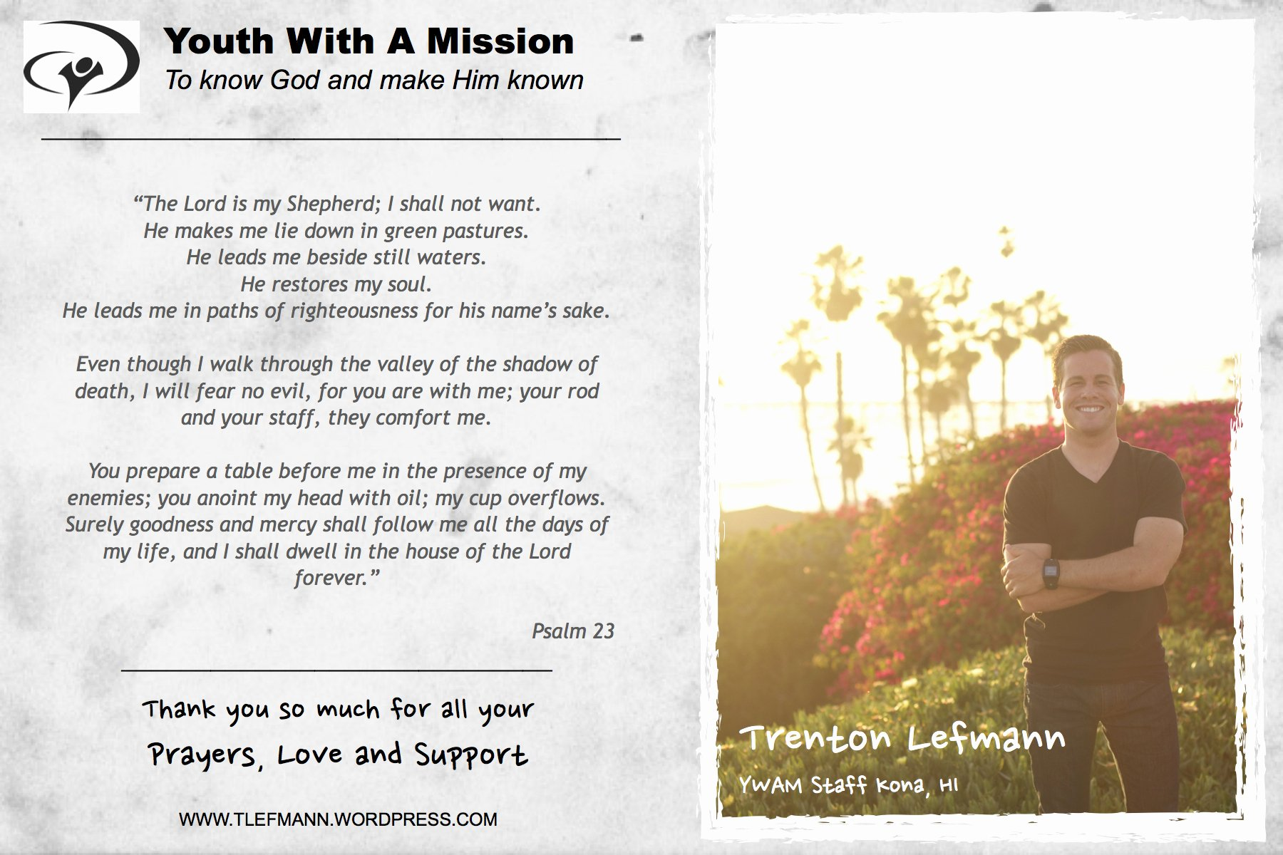 Support Letters for Mission Trips Inspirational Sending Out My Support Letters