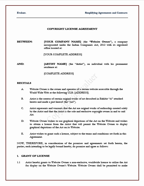 Sweat Equity Agreement Pdf Best Of Startup Agreement Template Coteffo