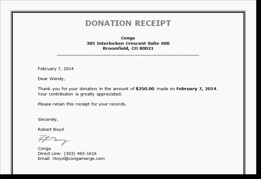 Tax Deductible Donation Receipt Template Beautiful 501c3 Tax Deductible Donation Letter