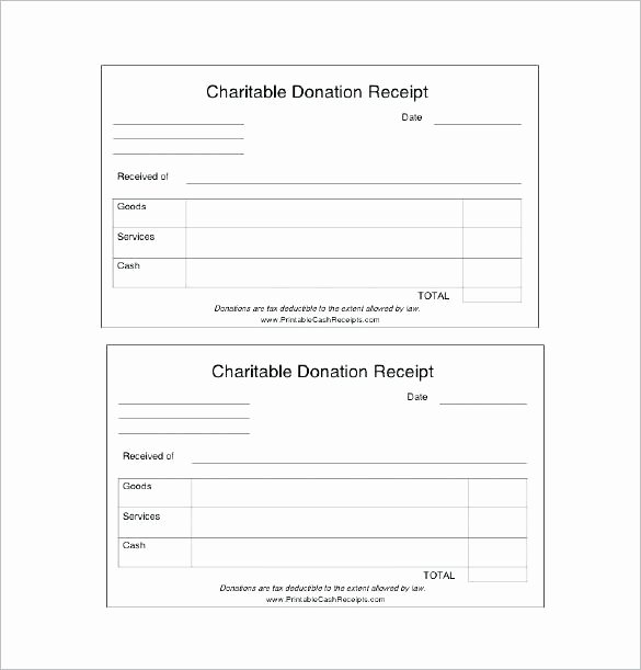 Tax Donation Receipt Template New Tax Receipt Template Tax Invoice Doc Tax Receipt Template