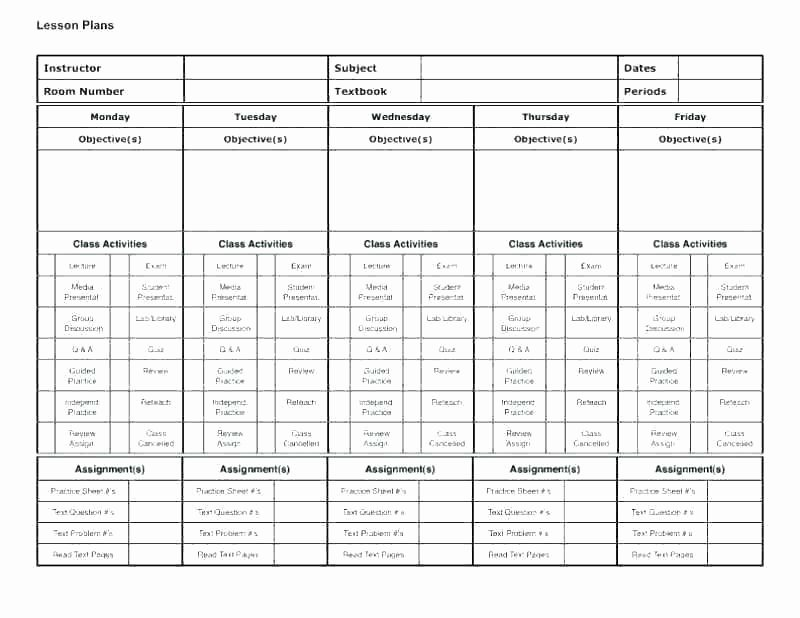 Team Lesson Plan Template Awesome Team Lesson Plan Template Best Substitute Teacher Pdf