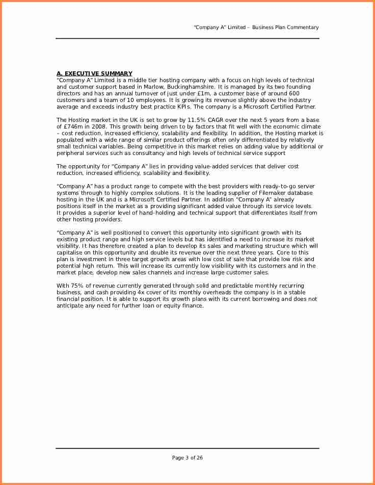 Technology Business Plan Template Inspirational 6 Information Technology Business Proposal Sample