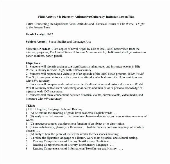Teks Lesson Plan Template Best Of 5th Grade social Stu S Teks Lesson Plans – Hessercollege