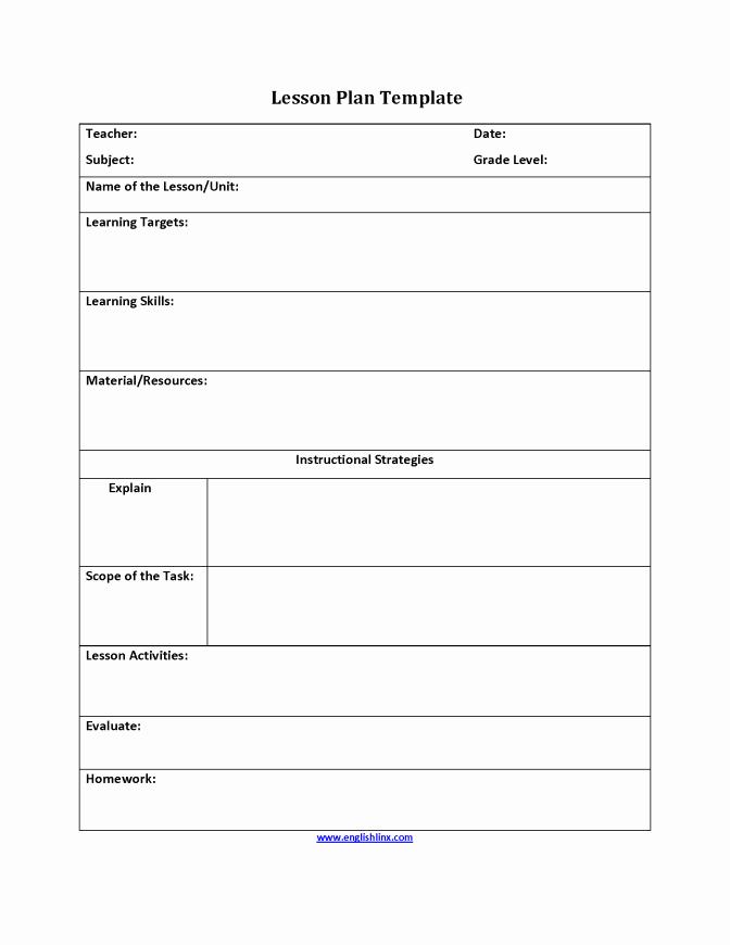Teks Lesson Plan Template Elegant 7th Grade Science Teks Lessons