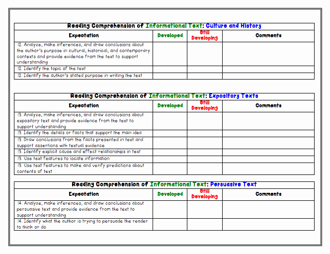 Teks Lesson Plan Template Fresh Koonce S Korner Language Arts Teks Analysis