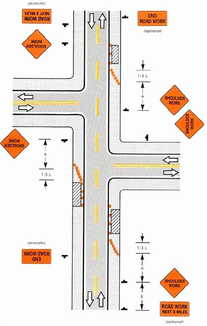Temporary Traffic Control Plan Template Best Of Manual On Uniform Traffic Control Devices Mutcd