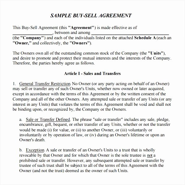 Tenant Buyout Agreement Example Lovely Tenant Buyout Agreement Example Fresh Real Estate Fer