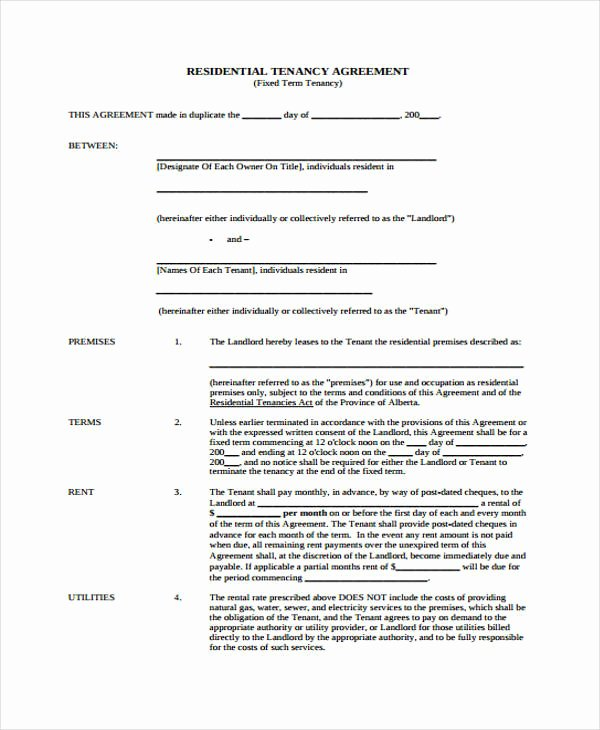 Tenant Buyout Agreement Example Luxury 34 Printable Agreement Templates Word Pdf Pages