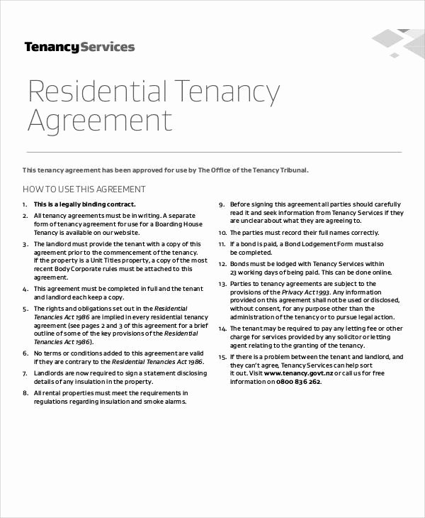 Tenant Buyout Agreement Inspirational 58 Printable Agreement Samples