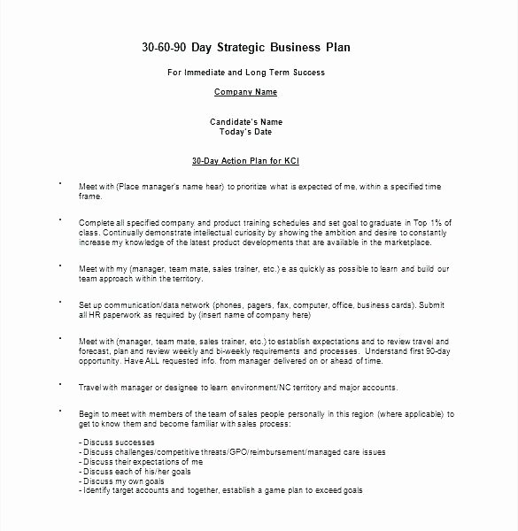 Territory Management Plan Template Fresh Territory Management Plan Template Action Business