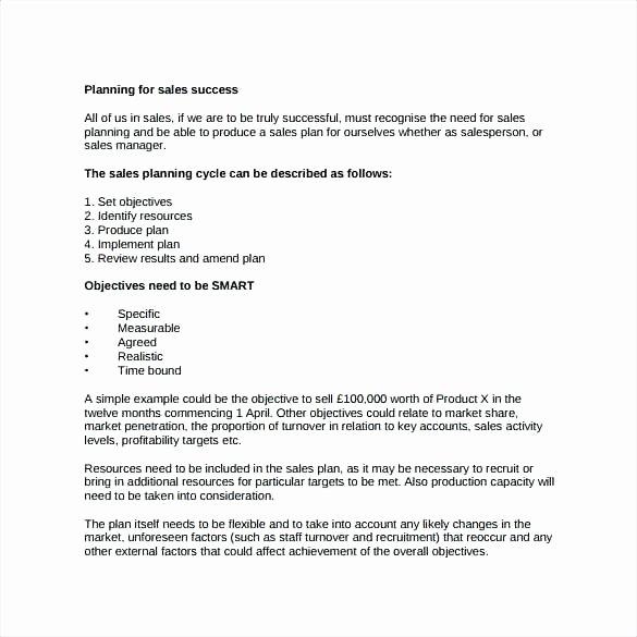 Territory Management Plan Template Unique Staff Management Plan Template 1