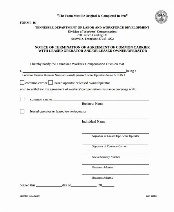 Texas Grazing Lease Agreement Template Lovely 15 Owner Operator Lease Agreements Word Pdf