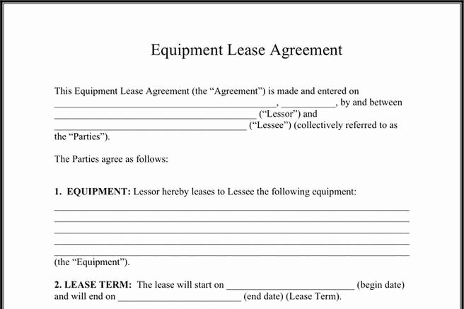 Texas Grazing Lease Agreement Template New 577 Rent and Lease Template Free Download