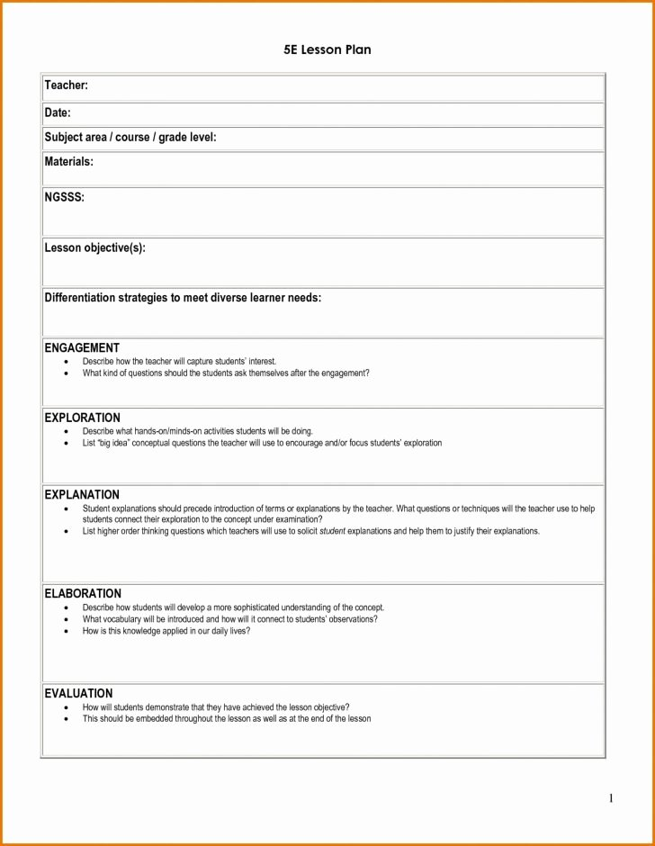 Texas Lesson Plan Template Beautiful Lesson Plan Template Texas Rising Star format Great
