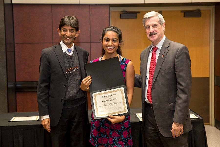 Texas Tech Letter Of Recommendation Awesome Students and Faculty Recognized at Prestigious Scholarship