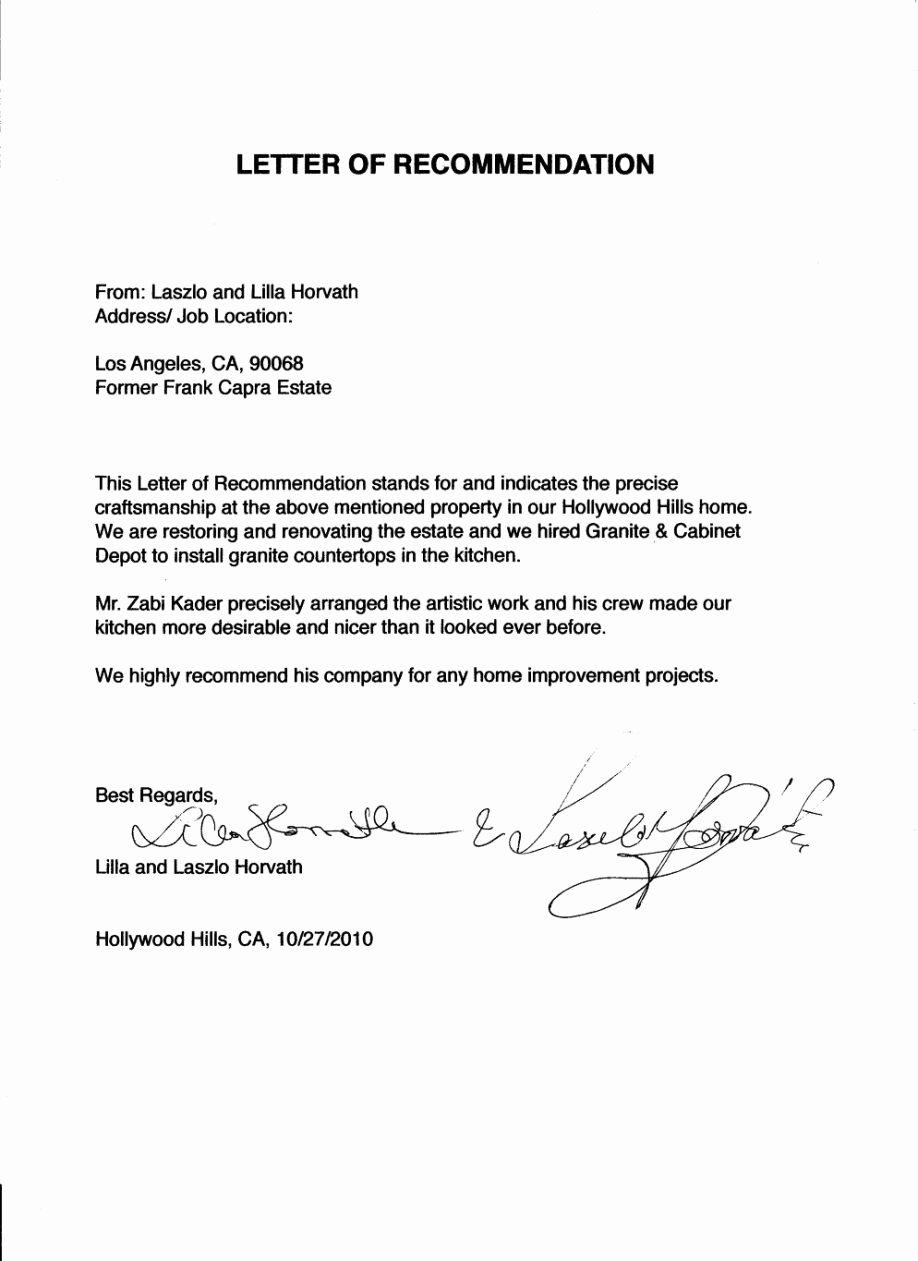 Thank You Letter for Recommendation Elegant Thank You Letter for Re Mendation after Job Acceptance