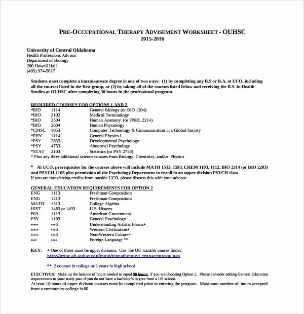 Therapy Treatment Plan Template Lovely 8 Treatment Plan Templates