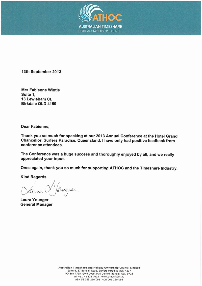 Timeshare Cancellation Letter Fresh athoc Digital Marketing Training for the Timeshare Industry