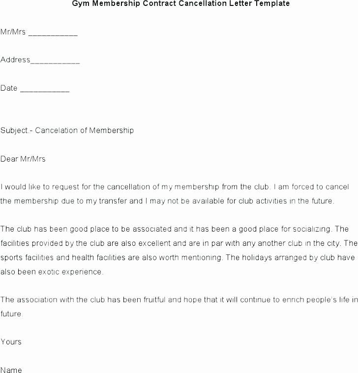Timeshare Cancellation Letter Template Inspirational Rescission Letter Template Unique Timeshare Rescission