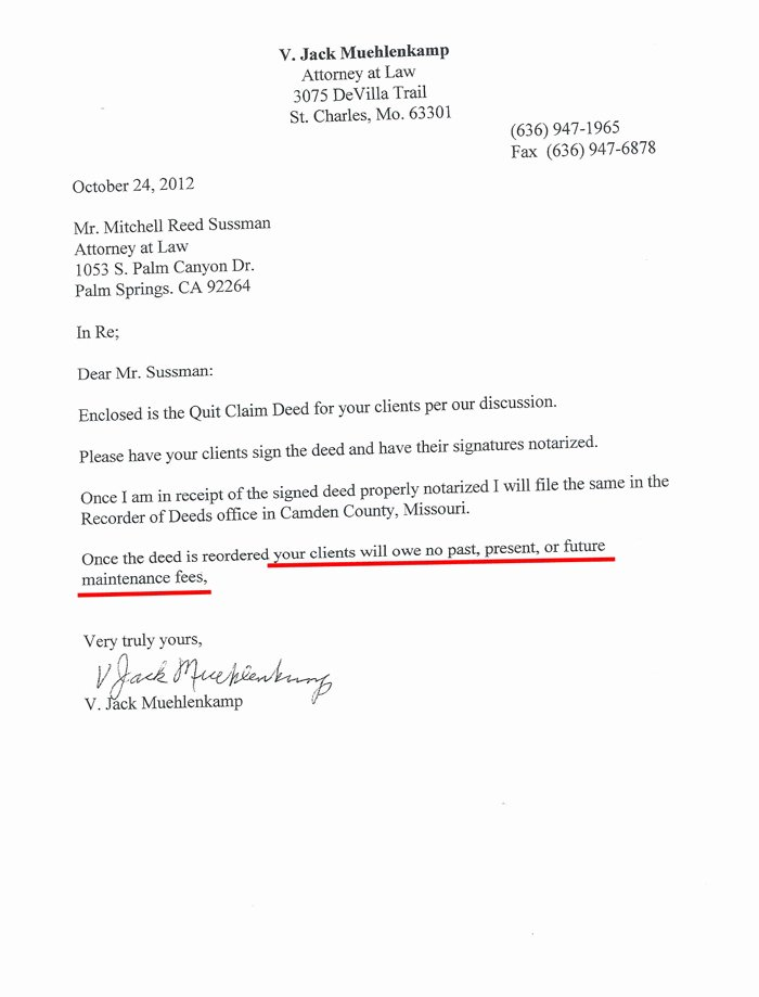 Timeshare Cancellation Letter Template New Timeshare Cancellation Letter Sample