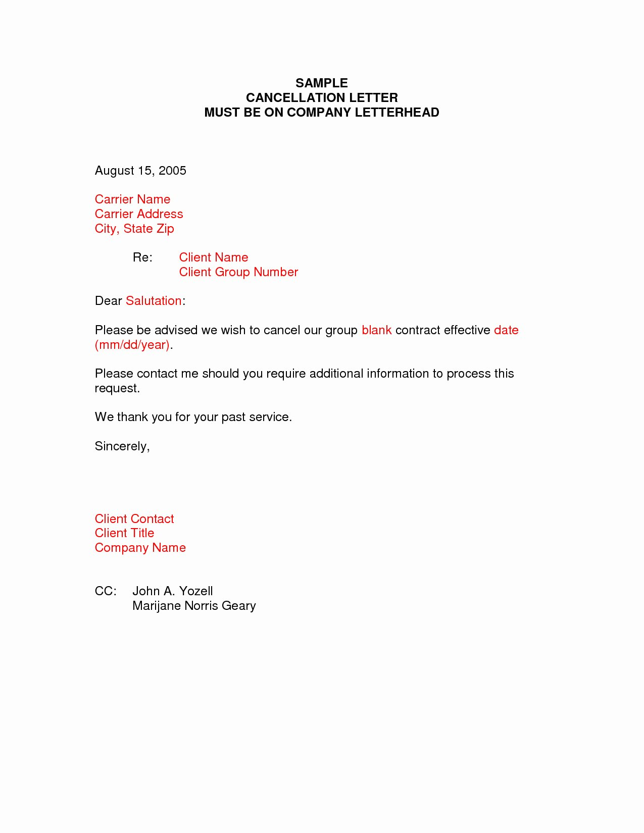Timeshare Cancellation Letters Inspirational Timeshare Cancellation Letter Template Samples