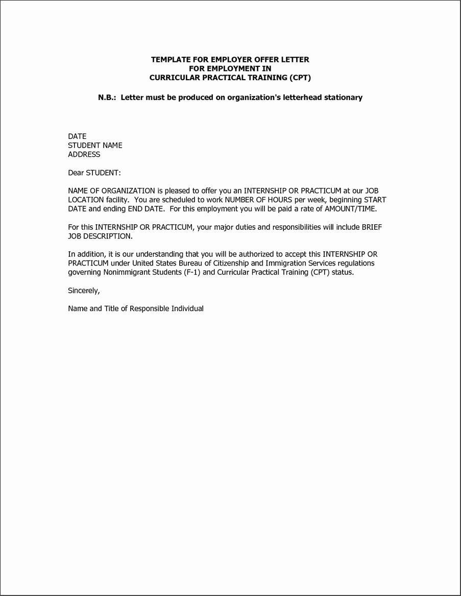 Timeshare Rescission Letter Template Elegant Employer withdraw Job Fer Letter Sample