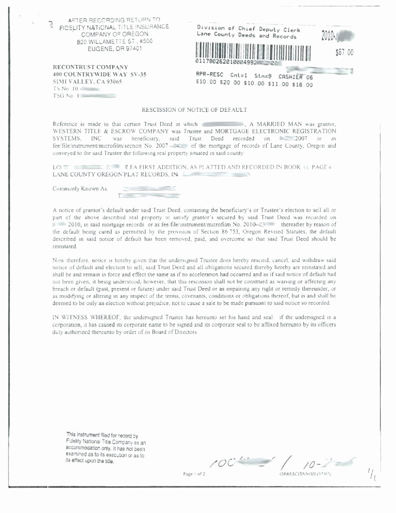 Timeshare Rescission Letter Template Unique Free Cover Letter A Rescind Job Fer Sample Retract