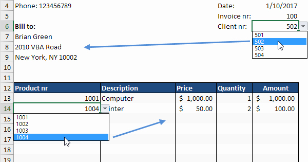 Track Invoices and Payments Excel New Sitemap Excel Easy