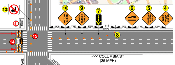 Traffic Control Plan Template Awesome All Type Of Traffic Control and Traffic Management Plans