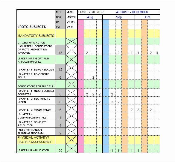 Training Plan Template Excel Elegant 21 Training Schedule Templates Doc Pdf